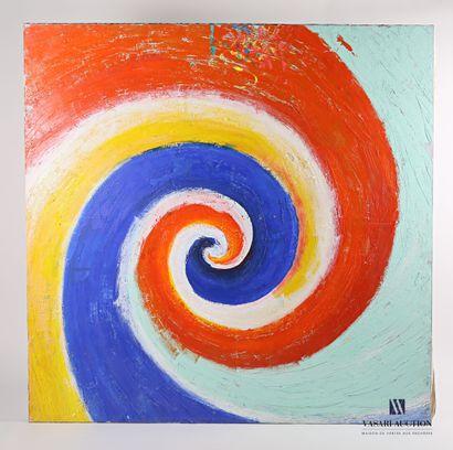 PASSANITI Francesco (né en 1952)  Spirale...
