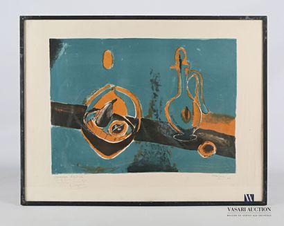 HAYDEN Henri (1883-1970), d'après  Nature...