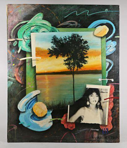 THURMAN Bruce (né en 1948)  Bankok sunrise...