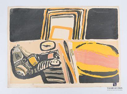 CÉLICE Pierre (1932-2019), d'après  Composition...