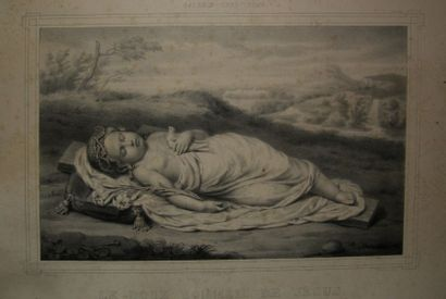 GEOFFROY, Lithographe Galerie Chrétienne...