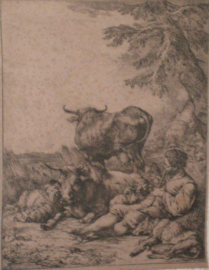 LOUTHERBOURG Philippe-Jacques de (1740-1812) Le...