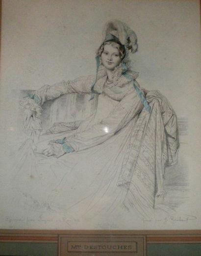 INGRES Jean Auguste Dominique (1780 1867)...