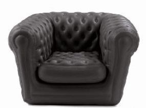 FAUTEUIL BlofieldChesterfield gonflable,...
