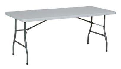 BUFFET Lorca Table buffet pliante 183 x...