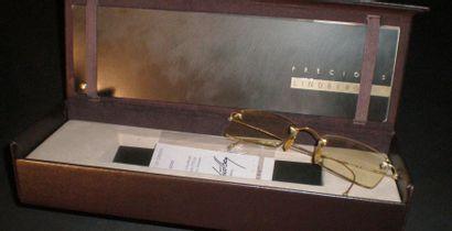 LINDBERG, paire de lunette