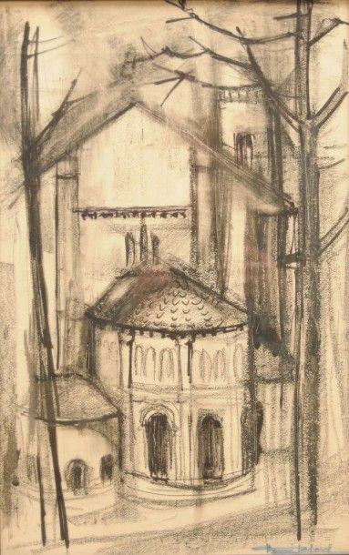 LAFOND Henri  Notre Dame du bout du Monde...
