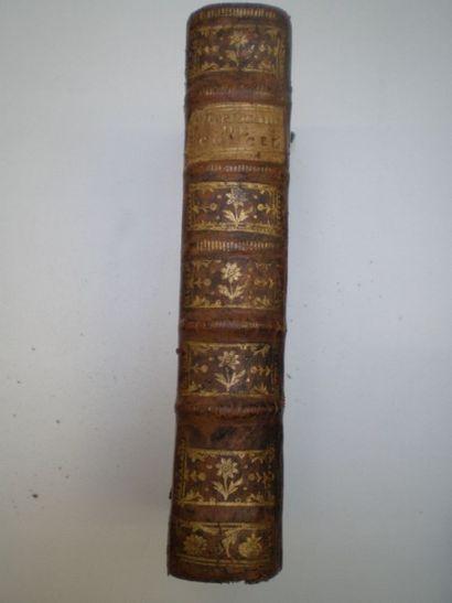ALLETZ (Pons-Augustin). Dictionnaire portatif...