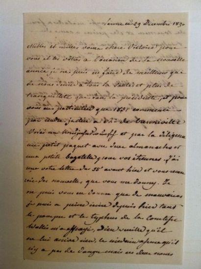 MARIE-LOUISE (1791-1847) seconde épouse de...