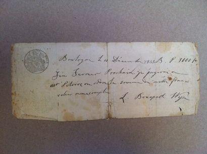 BONAPARTE-WYSE Laetitia (1804-1871), Fille...