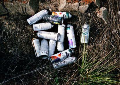 O'Dell Patrick  Spray Paint  Photo papier...