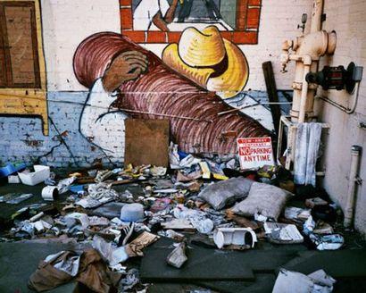 O'Dell Patrick  Echo Park Trash Pile  Photo...