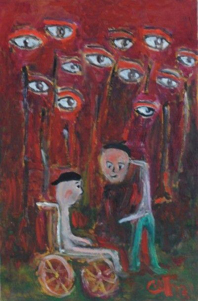 Catherine Offenstad  Artiste peintre de...