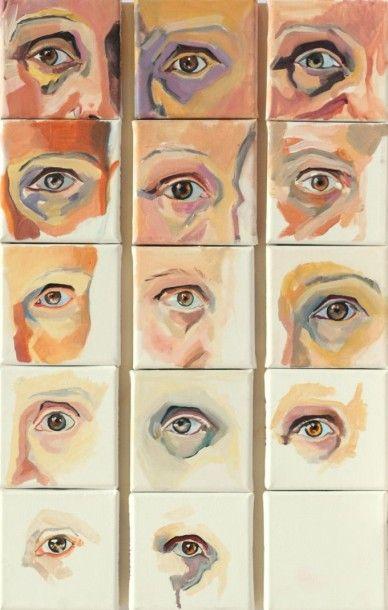 Chris Pillot  Peintre coloriste performer...