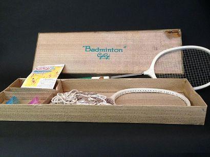 GEGE : Badminton.