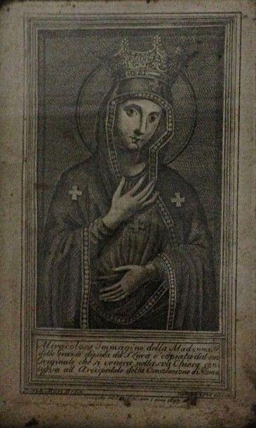 CEREDA Joseph (Graveur) - MARI Joseph...