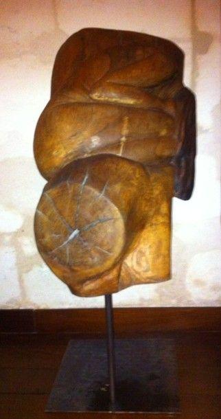 BERTE Isabelle  La cascade - 1999  Sculpture...