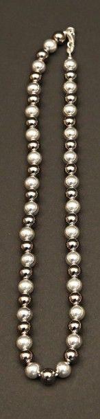 Le collier marseillais est né au XVIIIème...