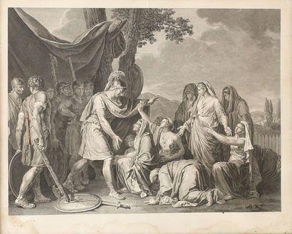 LE BARBIER Jean-Jacques François ,  l'aîné...