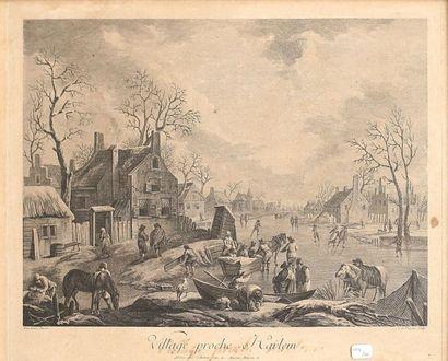 VAN BREDAEIL Joseph (1688-1739)  (d'après)...