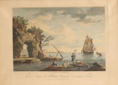 VERNET Joseph (1742-1816) d'après - Le  GOUAZ...