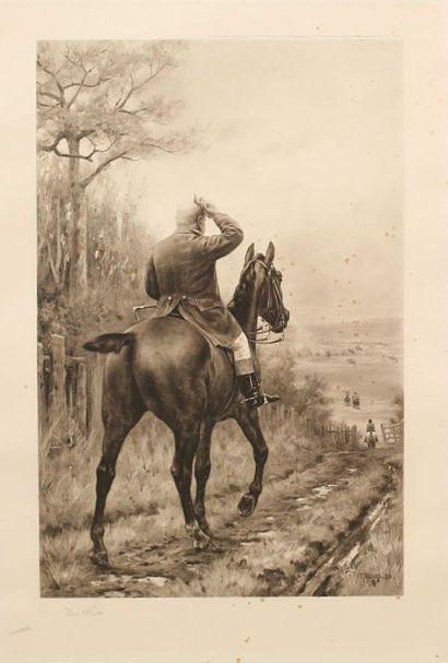 BLINKS Thomas (1853-1910) (Dessinateur)...