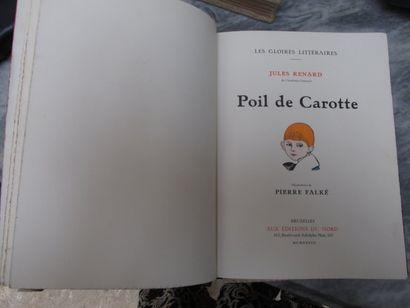 Jules Renard - Poil de Carottes avec billet...
