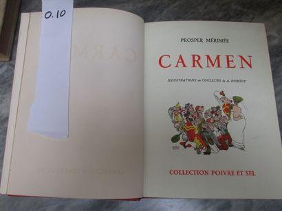 Mérimée - Carmen