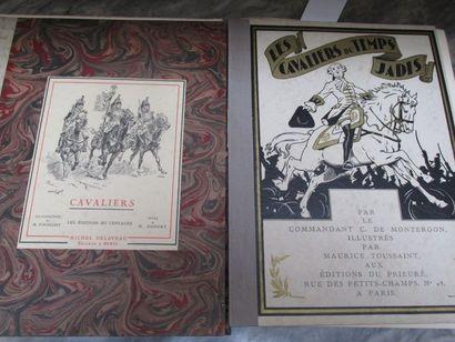 Deux volumes sur les cavaliers