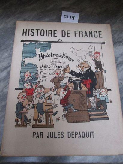 DEPAQUIT - Histoire de France