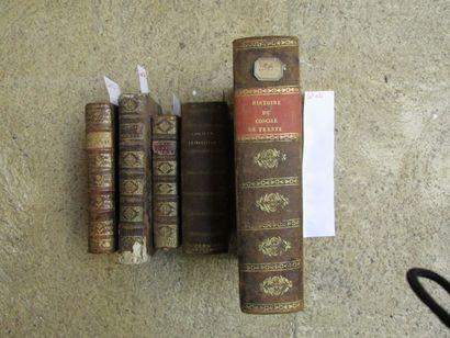 [CONCILES]  ALLETZ (Pons-Augustin). Dictionnaire...