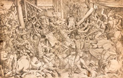 BOS Cornelis (1506/1510-1556)  (dessinateur),...