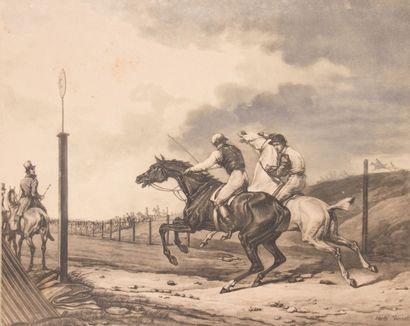 VERNET Carl (1758-1836) d'après  (dessinateur)...