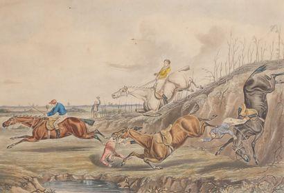 ALKEN Henry Thomas (1785-1851) d'après  (dessinateur)...