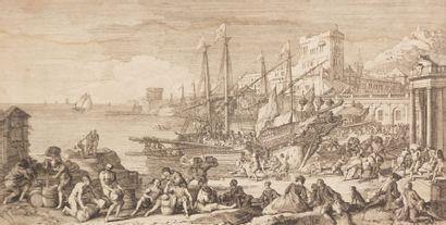 RIGAUD Jacques (1681-1754) (dessinateur)...