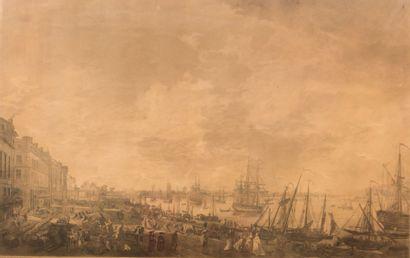 VERNET Joseph (1714-1789) d'après  (dessinateur)...