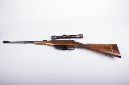 Carabine de chasse - issue d'un  mousqueton...