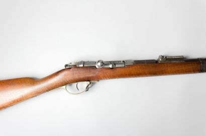 Fusil réglementaire MAUSER - 1871  fabrication...