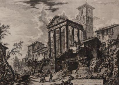 PIRANESI Giovanni Battista (Mogliano  Veneto,...
