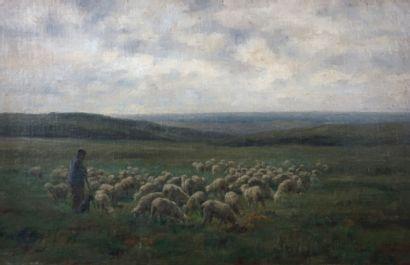 SHONBORN John-Lewis (1852-1931) Berger et...
