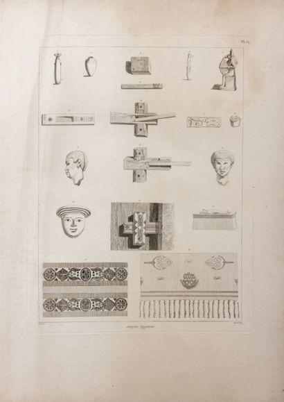 VIVAN DENON Dominique (1747-1825) d'après...