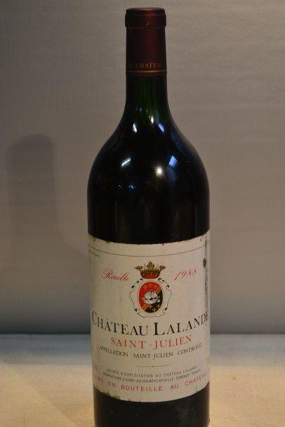 1 MagCH. LALANDESt Julien1988  Et. un...