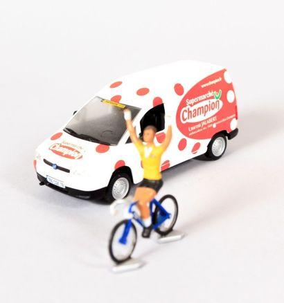 NOREV - Tour de France  Fiat Scudo - Partenaire...