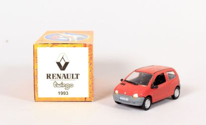 NOREV (CH)  Renault Twingo 1993 - N°LX3620...