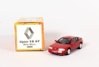NOREV (CH)  Renault Alpine V6 GT Mille Miles...