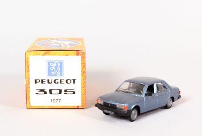 NOREV (CH)  Peugeot 305 1977 - N°EP0156  Echelle...