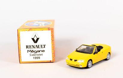 NOREV (CH)  Renault Mégane Cabriolet 1999...