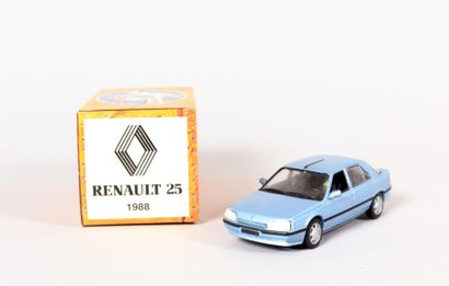 NOREV (CH)  Renault 25 1988 - N°JU5922  Echelle...