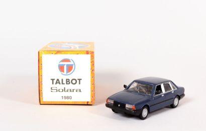 NOREV (CH)  Talbot Solara - N°JI2795  Echelle...