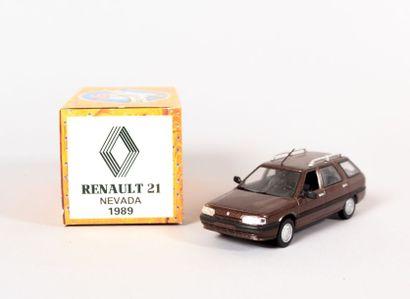 NOREV (CH)  Renault 21 Nevada 1989 - N°LI4737...